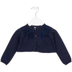 textil Pige Veste / Cardigans Losan 726 5790AD Blå