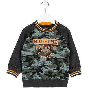 textil Børn Sweatshirts Losan 725 6008AC Grøn