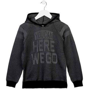 textil Børn Sweatshirts Losan 723 5004AA Sort
