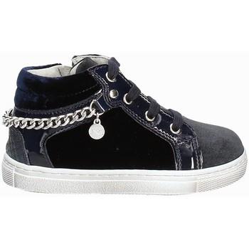 Sko Pige Høje sneakers Nero Giardini A722470F Blå
