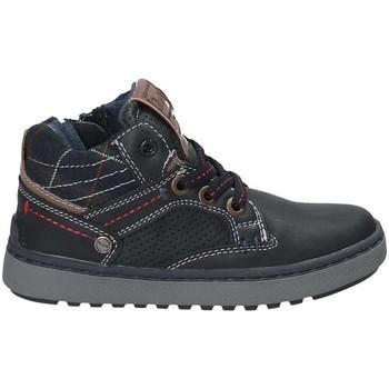 Sko Børn Høje sneakers Wrangler WJ17220 Blå