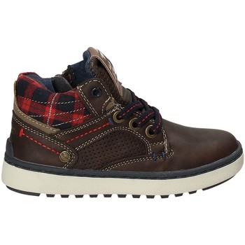 Sko Børn Høje sneakers Wrangler WJ17220 Brun