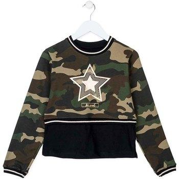 textil Børn Sweatshirts Losan 724 6023AB Grøn