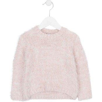 textil Børn Pullovere Losan 726 5002AD Lyserød