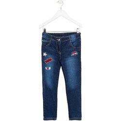 textil Børn Smalle jeans Losan 724 6030AB Blå