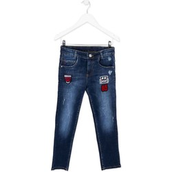 textil Børn Smalle jeans Losan 723 9003AA Blå