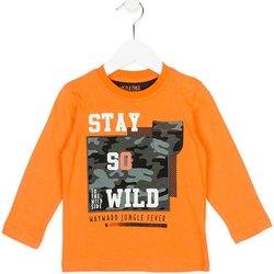 textil Børn Sweatshirts Losan 725 1013AC Orange