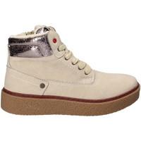 Sko Børn Høje sneakers Wrangler WG17236 Beige