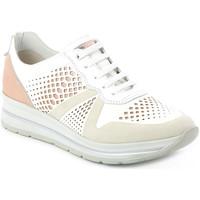 Sko Dame Lave sneakers Grunland SC4477 hvid