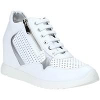 Sko Dame Lave sneakers Lumberjack SW36205 003 P05 hvid