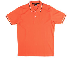 textil Herre Polo-t-shirts m. korte ærmer Key Up 2Q70G 0001 Orange