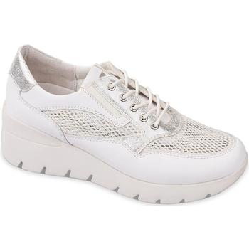 Sko Dame Lave sneakers Valleverde 18252 hvid