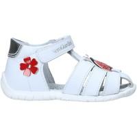 Sko Børn Sandaler Nero Giardini E018090F hvid