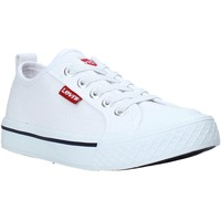 Sko Børn Lave sneakers Levi's VORI0005T hvid