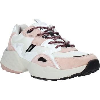 Sko Dame Lave sneakers Wrangler WL01650A Lyserød