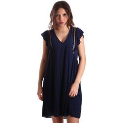 textil Dame Korte kjoler Gaudi 911BD15020 Blå