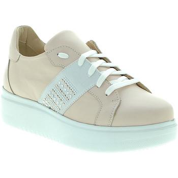 Sko Dame Lave sneakers Exton E04 Lyserød