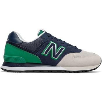 Sko Herre Lave sneakers New Balance NBML574UPZ Blå