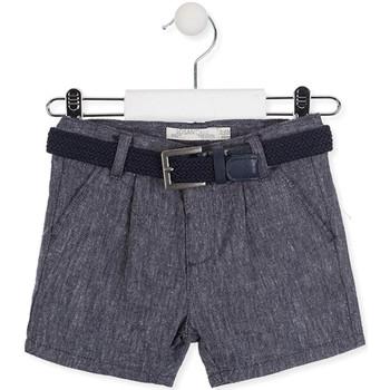 textil Børn Shorts Losan 017-9790AL Blå