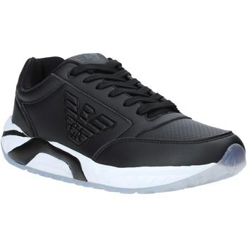 Sko Herre Lave sneakers Ea7 Emporio Armani X8X022 XK116 Sort