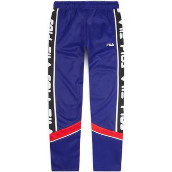 textil Herre Træningsbukser Fila 687707 Blå