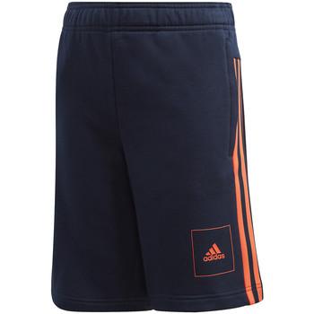 textil Børn Shorts adidas Originals FL2815 Blå