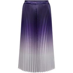 textil Dame Nederdele Tommy Hilfiger WW0WW26644 Violet