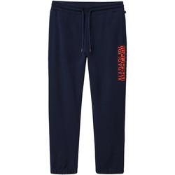 textil Herre Træningsbukser Napapijri NP0A4E34 Blå