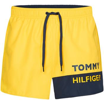 textil Herre Badebukser / Badeshorts Tommy Hilfiger UM0UM01683 Gul
