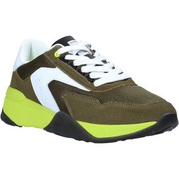 Sko Herre Lave sneakers Lumberjack SM81511 001 V43 Grøn