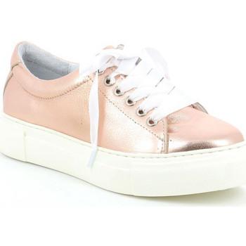 Sko Dame Lave sneakers Grunland SC3880 Lyserød