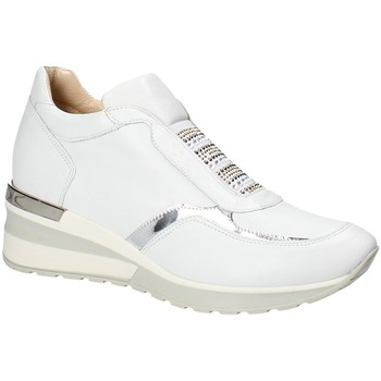 Sko Dame Lave sneakers Exton E07 hvid