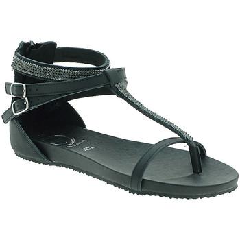 Sko Dame Sandaler 18+ 6110 Sort