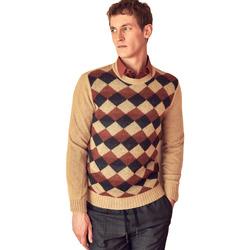 textil Herre Pullovere Antony Morato MMSW00855 YA400113 Beige