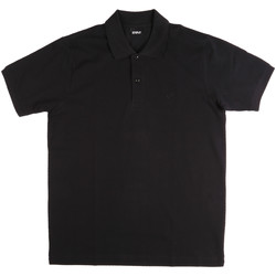 textil Herre Polo-t-shirts m. korte ærmer Key Up 2800Q 0001 Sort