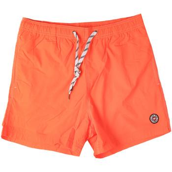 textil Herre Badebukser / Badeshorts Key Up 298XM 0001 Orange