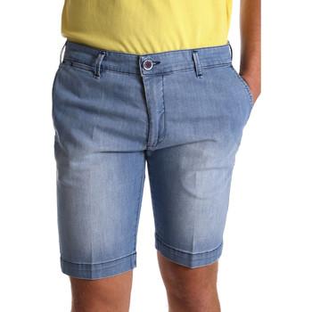 textil Herre Shorts Sei3sei PZV132 7118 Blå