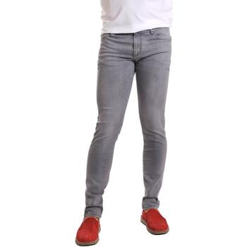 textil Herre Smalle jeans Antony Morato MMDT00162 FA750129 Grå