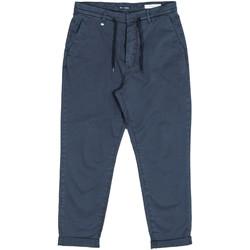 textil Herre Chinos / Gulerodsbukser Antony Morato MMTR00379 FA800060 Blå