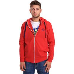 textil Herre Sweatshirts Gaudi 811BU64067 Rød