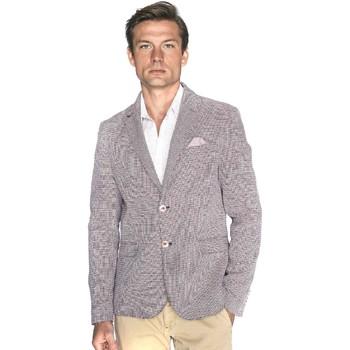 textil Herre Jakker / Blazere Gaudi 811FU35037 Rød