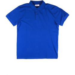 textil Herre Polo-t-shirts m. korte ærmer Invicta 4452172/U Blå
