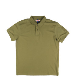 textil Herre Polo-t-shirts m. korte ærmer Invicta 4452172/U Grøn