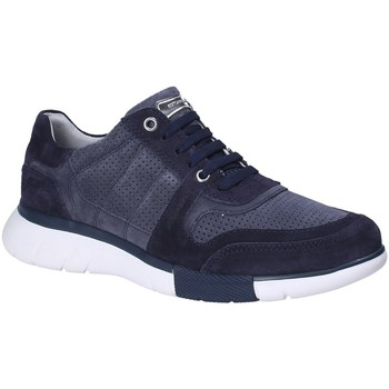 Sko Herre Lave sneakers Stonefly 110701 Blå