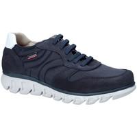 Sko Herre Lave sneakers CallagHan 12903 Blå