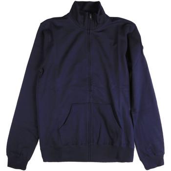 textil Herre Sweatshirts Key Up 2F04E 0001 Blå