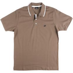 textil Herre Polo-t-shirts m. korte ærmer Key Up 2Q711 0001 Grå