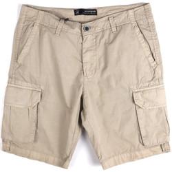 textil Herre Shorts Key Up 2P16A 0001 Grå
