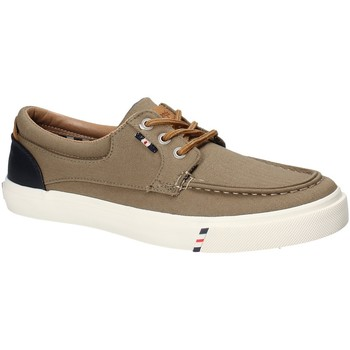 Sko Herre Lave sneakers Wrangler WM181024 Grøn