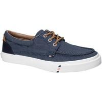 Sko Herre Lave sneakers Wrangler WM181024 Blå